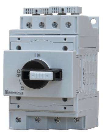 Port/átil Durable Fotovoltaico Corriente continua Interruptor en miniatura Interruptor Sobrecarga Fuga Protector contra cortocircuitos DZ47-63Z-1P