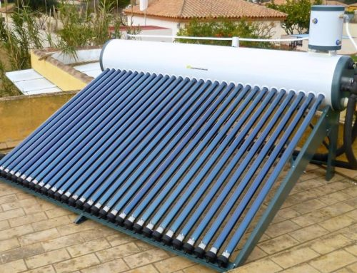 Clasificación de los diferentes tipos de sistemas solares térmicos de baja temperatura