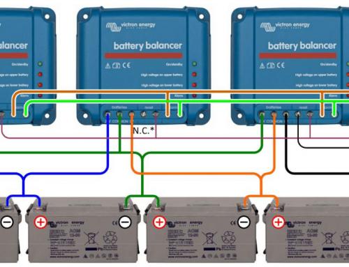 Errores frecuentes en sistemas fotovoltaicos: Baterías en paralelo (y II)