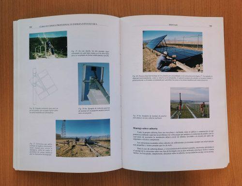 Recomendación de lectura: Curso de Experto Profesional en Energía Solar Fotovoltaica