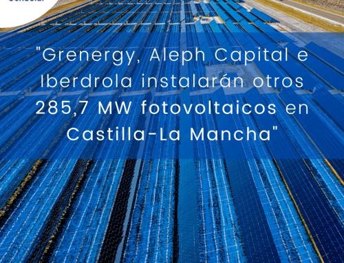 Noticias España: «Grenergy, Aleph Capital e Iberdrola instalarán otros 285,7 MW fotovoltaicos en Castilla-La Mancha»