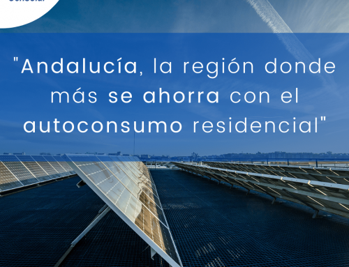 Noticias España: «Andalucía, la región donde más se ahorra con el autoconsumo residencial»