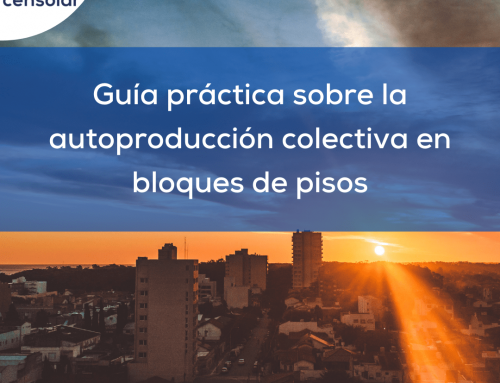Noticias Censolar: «Som Energia publica una Guía práctica sobre la autoproducción colectiva en bloques de pisos»