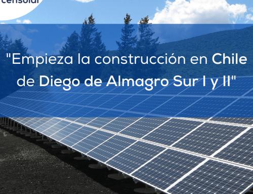 Noticias LATAM: «Empieza la construcción en Chile de Diego de Almagro Sur I y II»