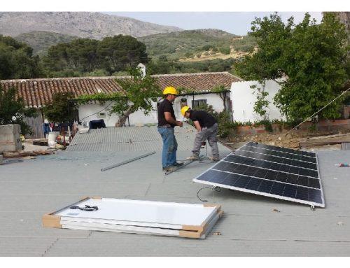 Técnico especialista fotovoltaica
