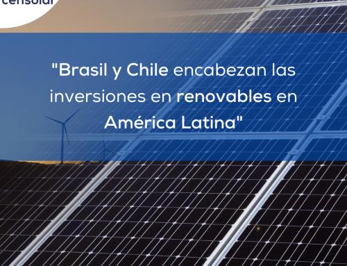 Noticias LATAM: «Brasil y Chile encabezan las inversiones en renovables en América Latina»