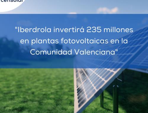 Noticias España: «Iberdrola invertirá 235 millones en tres plantas fotovoltaicas en la Comunidad Valenciana»