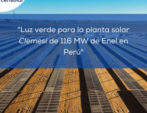 Noticias LATAM: «Luz verde para la planta solar Clemesí de 116 MW de Enel en Perú»