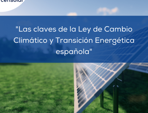Noticias España: «Las claves de la Ley de Cambio Climático y Transición Energética española»