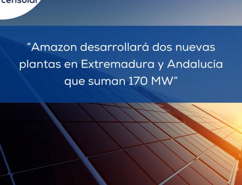 """Noticias España: """"Amazon desarrollará dos nuevas plantas en Extremadura y Andalucía que suman 170 MW"""""""
