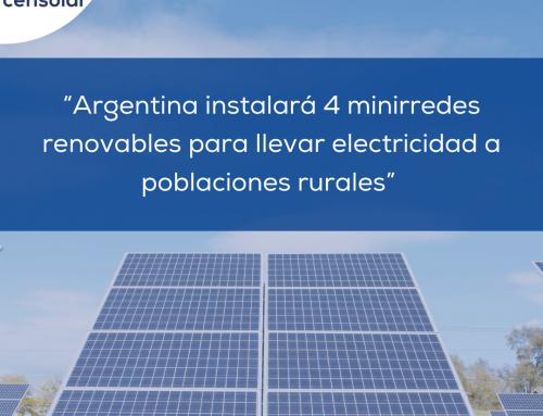 """Noticias LATAM: """"Argentina instalará 4 minirredes renovables para llevar electricidad a poblaciones rurales"""""""