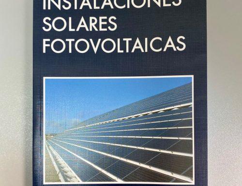 Recomendación de lectura: «Instalaciones Solares Fotovoltaicas»