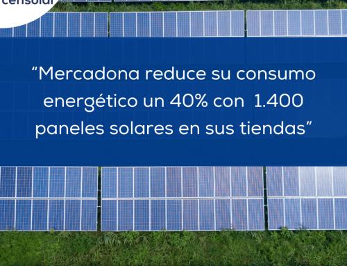 """Noticias España: """"Mercadona reduce su consumo energético un 40% con 1.400 paneles solares en sus tiendas"""""""
