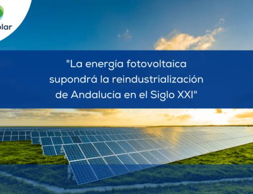 Noticias España: «La energía fotovoltaica supondrá la reindustrialización de Andalucía en el Siglo XXI»