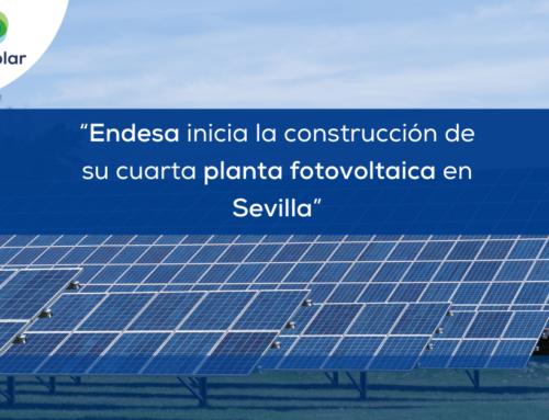 """Noticias España: """"Endesa inicia la construcción de su cuarta planta fotovoltaica en Sevilla"""""""