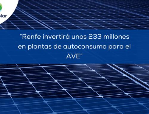 """Noticias España: """"Renfe invertirá unos 233 millones en plantas de autoconsumo para el AVE"""""""